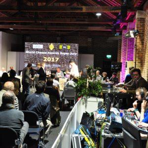Fase finale World Cheese Award Gold