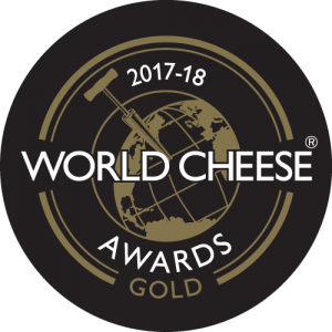 World Cheese Award Gold